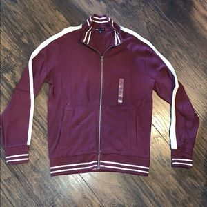 Gap Martin zip up ribbed jacket size XS